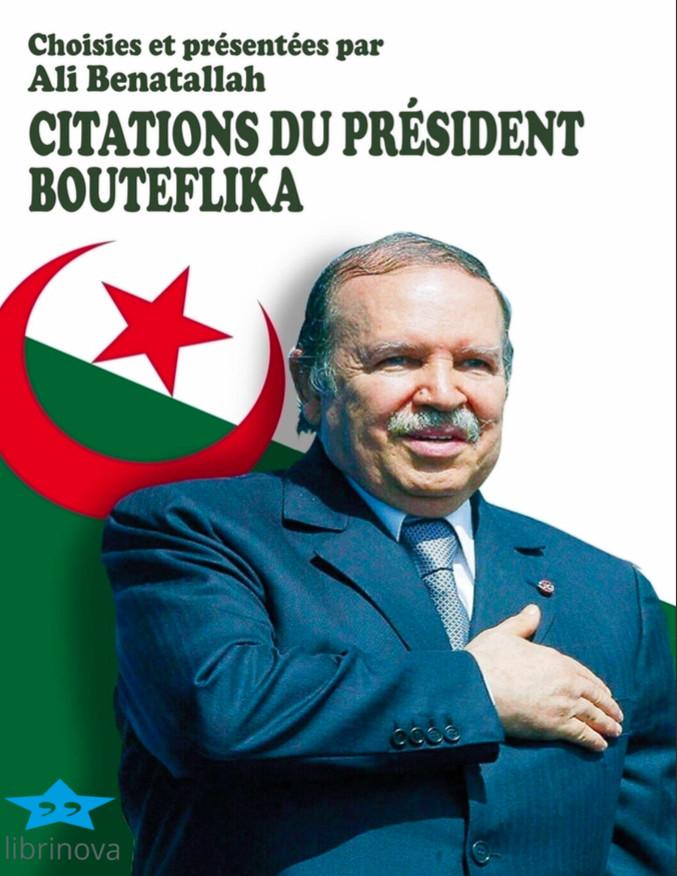 """Ouvrage : Les """"pensées politiques du Président Bouteflika"""""""
