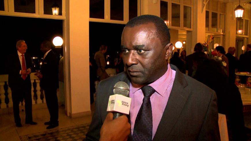 le président du Comité de Politique Monétaire,Lucas Abaga Nchama.