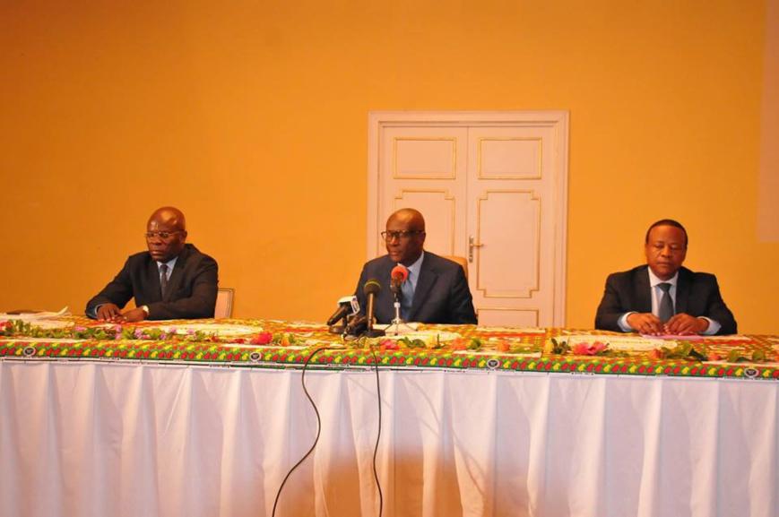 Congo Brazzaville : Proposition d'un avant-projet de la feuille de route du gouvernement