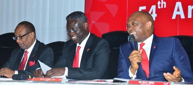 UBA annonce ses performances financières lors de son Assemblée Générale Annuelle sous les applaudissements de ses actionnaires