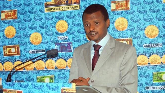 le vice-gouverneur de la Beac,TAHIR  HAMID NGUILIN
