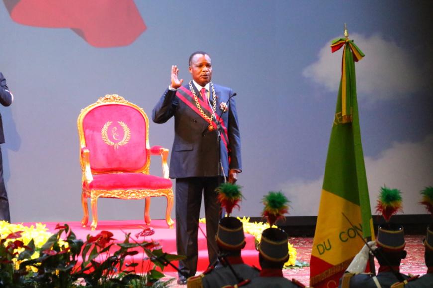Congo Brazzaville : L'emploi des jeunes, un des axes prioritaires de Denis Sassou N'Guesso nouvellement investi