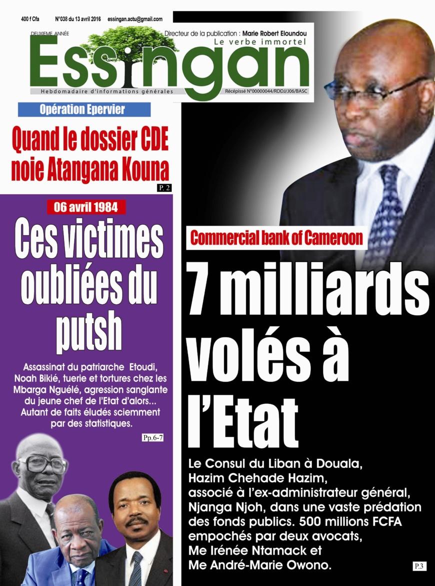Cameroun : Le Consul général du Liban dans la mafia