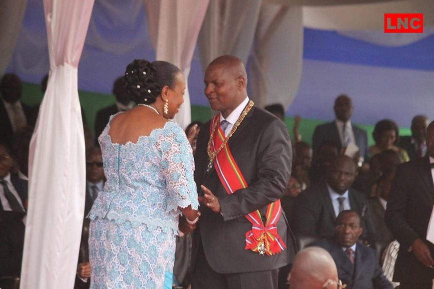 Centrafrique : Faustin Touadera bloque les dernières nominations diplomatiques de Catherine Samba-Panza