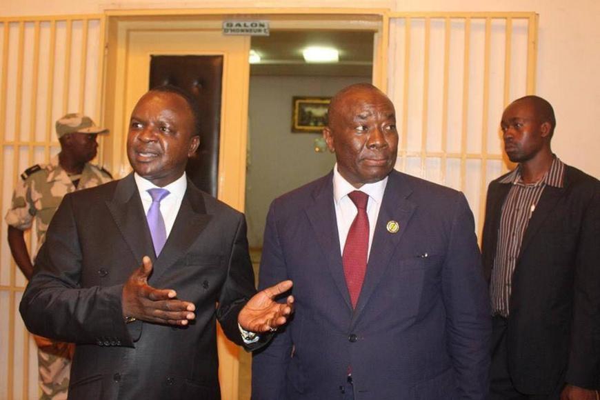 Centrafrique : Karim Meckassoua veut un audit du feu C.N.T