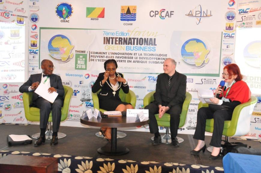 Congo/7ème forum international sur le green business : L'économie verte au centre des débats
