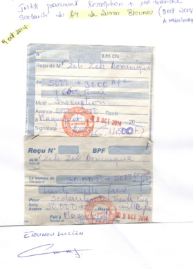 CAMEROUN: Plainte contre la société forestière FIPCAM pour diffamation, calomnie, propagation de fausses  nouvelles et incitation au divorce.