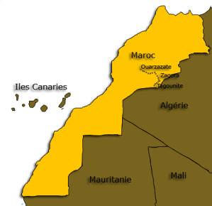 Sahara Occidental : Un groupe de soutien et de solidarité africain pour le Maroc