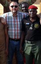 Cameroun : FIPCAM, l'humanitaire ETOUNOU Lucien libéré, MULLER Stéphane et ses gradés humiliés