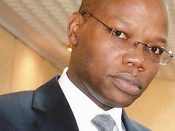 Modeste Mopa Fatoing, DG impôts