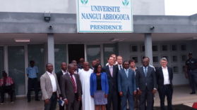 Renforcement de collaboration: L'Ird pour un « partenariat scientifique équitable » avec l'Université Nangui Abrogoua