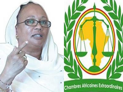 Madame Habré, s'il vous plaît, taisez-vous !