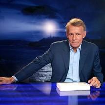 Paris: PPDA présentera jeudi soir son dernier JT sur TF1