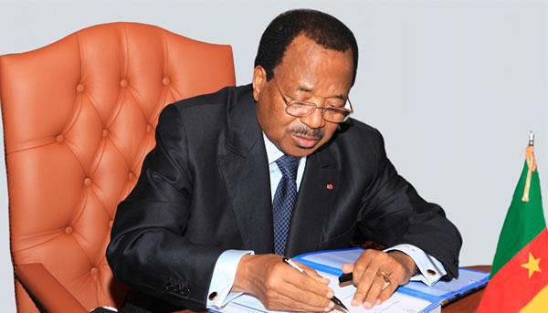 Le Président Paul Biya n'a jamais nommé une femme pour diriger le PAD.