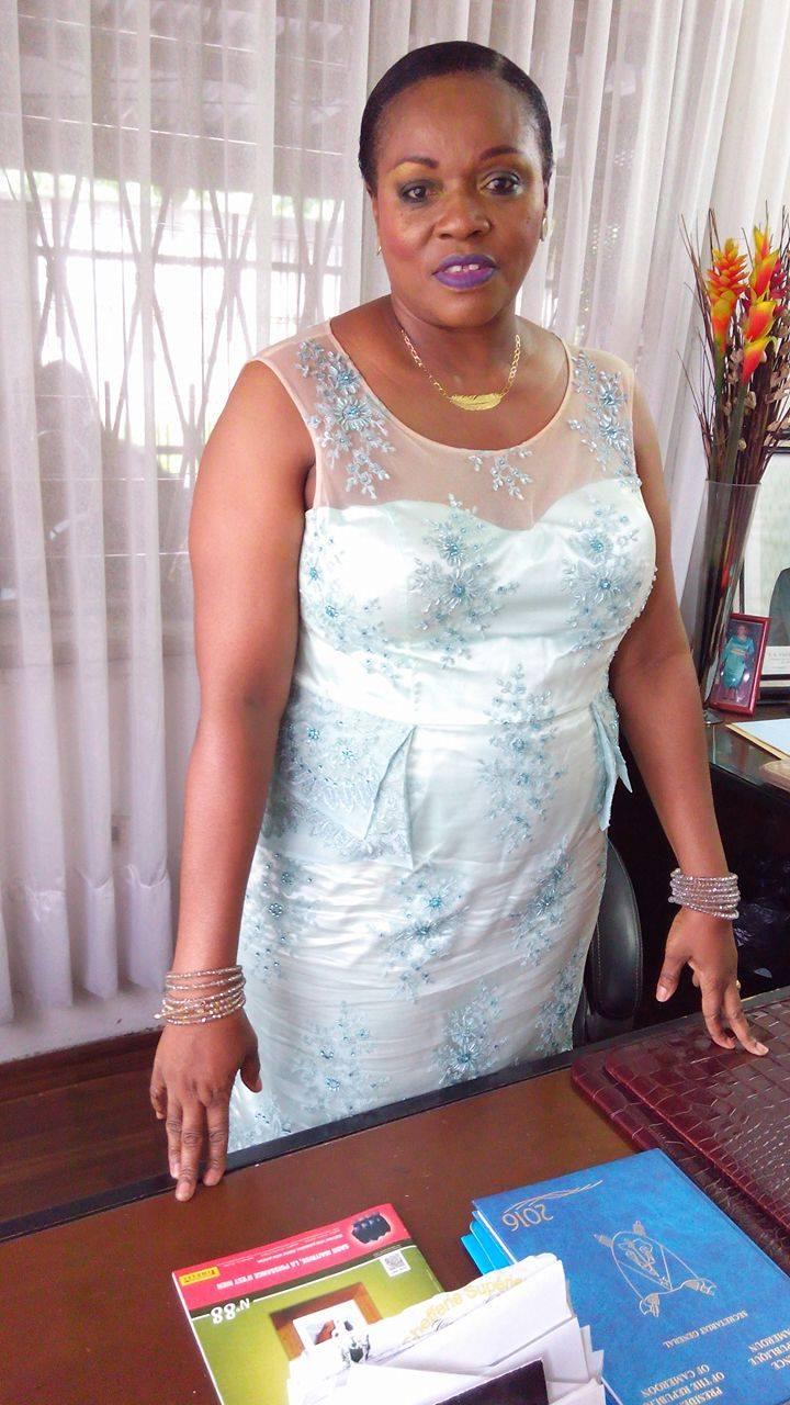 Angélique T.:une héroïne tapie dans l'ombre de la Direction Générale du Port Autonome de Douala (PAD) depuis 30 ans !