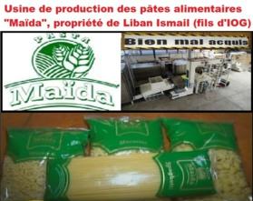 Djibouti/Bien mal acquis : le fils aîné du tyran Guelleh, Liban Ismail Omar, a financé son usine de production des pâtes alimentaires avec des crédits douteux