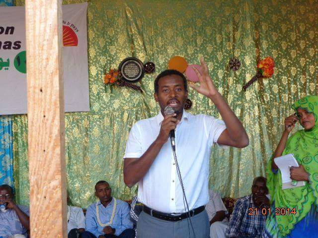 Djibouti : arrestation de l'opposant Kadar Abdi Ibrahim, une victime de qui ?