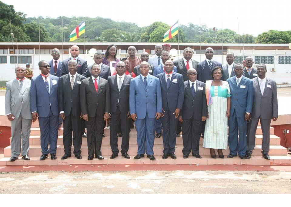 Jusqu'à quand Touadéra et son directeur de cabinet vont-ils rabaisser la République ?
