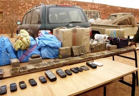 Le polisario, maestro du trafic de drogue en zone sahelo-saharienne