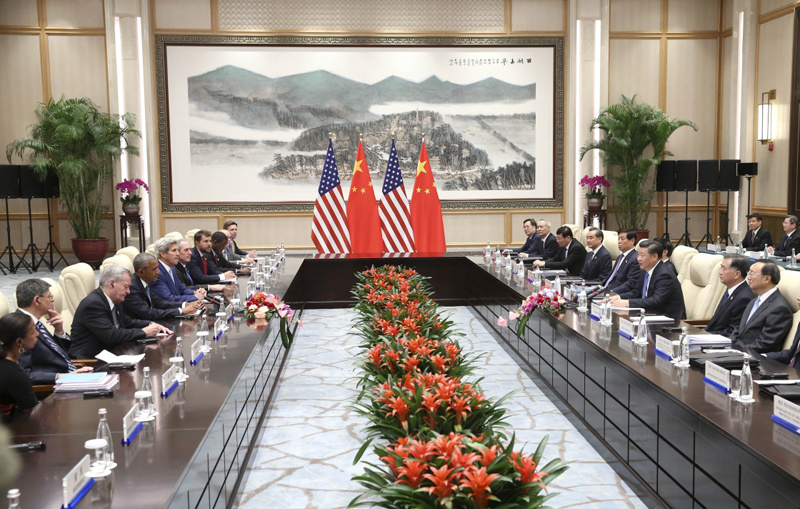China and US welcomes a potential establishment of Global Forum on excess capacity