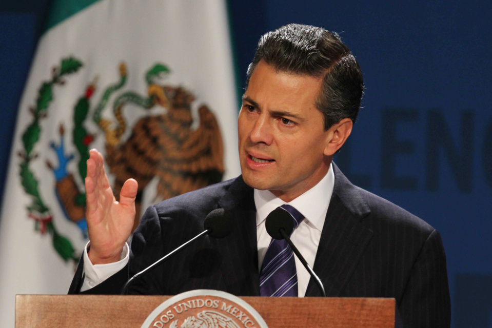 Mexico to share China's successful experience: president