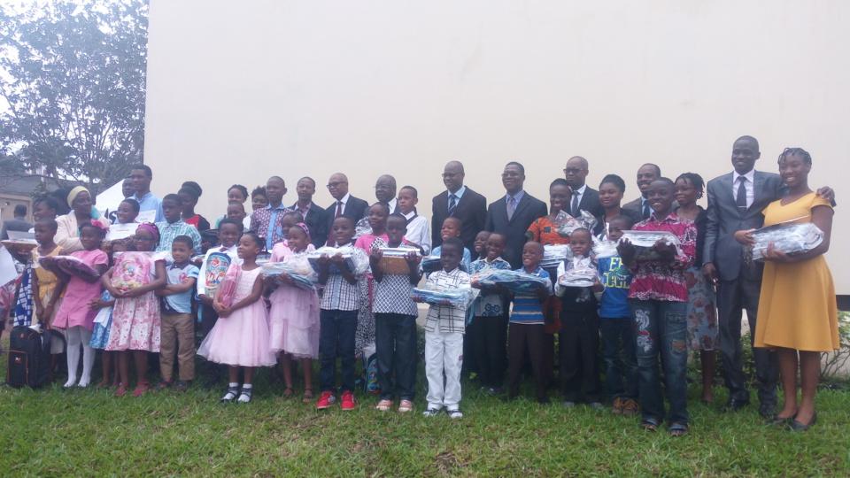 Côte d'Ivoire / Fête de l'excellence à l'église Adventiste : 70 meilleures élèves et étudiants primés