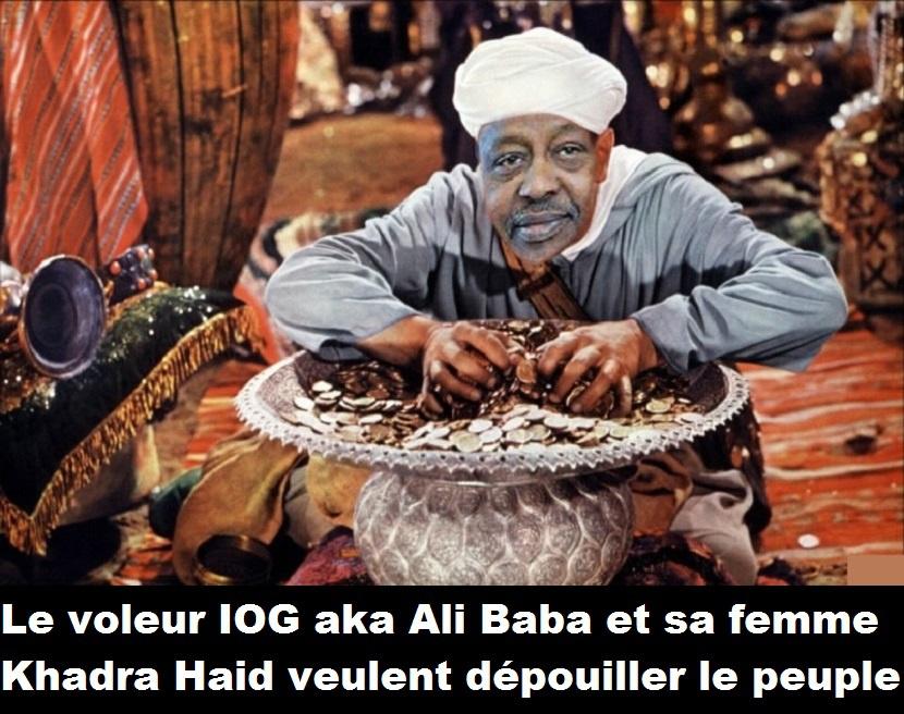 Djibouti/Cupidité sans bornes: Le tyran Guelleh et son épouse Khadra Haid ont créé la fondation « droit au logement pour tous » pour dépouiller les rares travailleurs djiboutiens