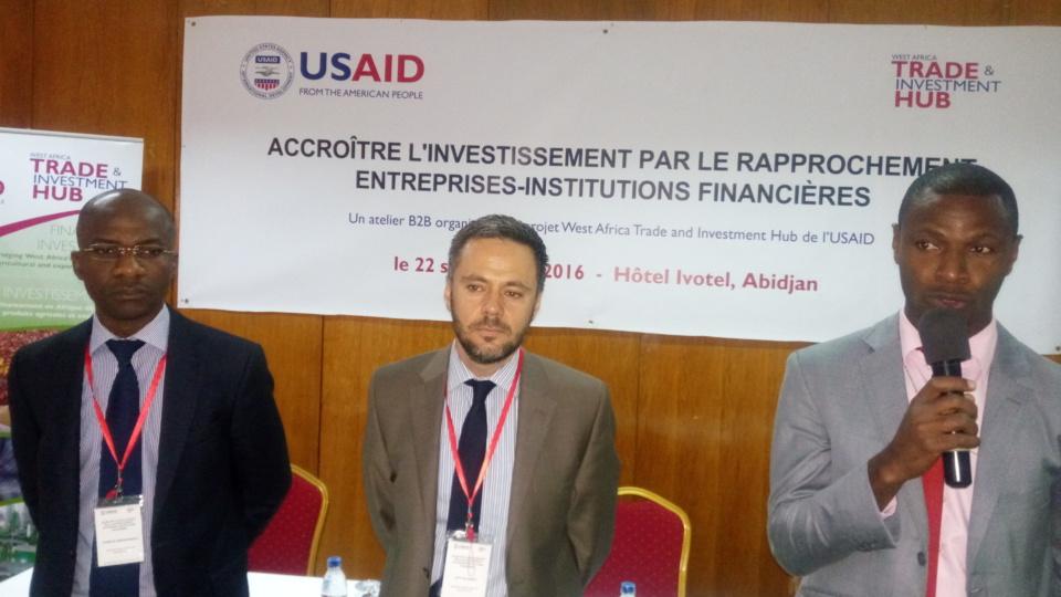 Côte d'Ivoire : L'Usaid veut faciliter l'accès au financement des Pme exportatrices auprès des banques