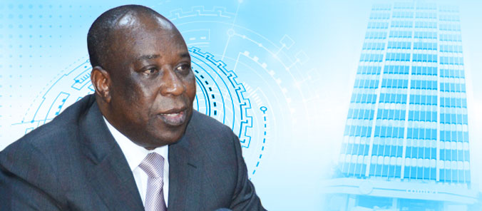 David Nkoto,directeur général de la Camtel