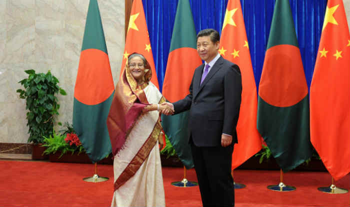 Xi to upgrade ties with Bangladesh