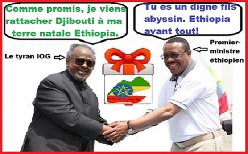 Éthiopisation du train Addis-abeba/Djibouti: Tyran IOG, qu'as-tu fait de notre chemin de fer ?
