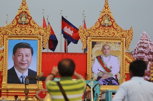 Silk Road unity cements China-Cambodia ties