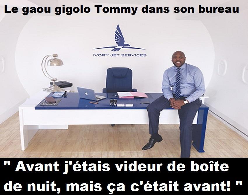 Tommy Tayoro Nyckoss, le gaou gigolo ivoirien qui fait la loi à Djibouti