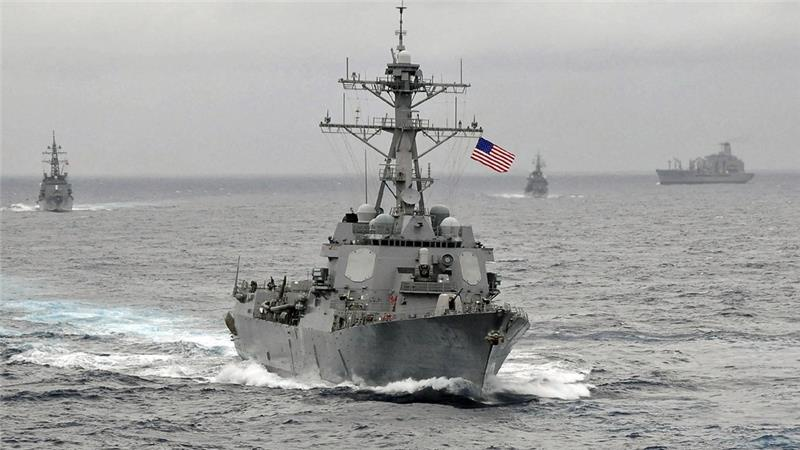 China will never allow US to run amok in South China Sea: People's Daily