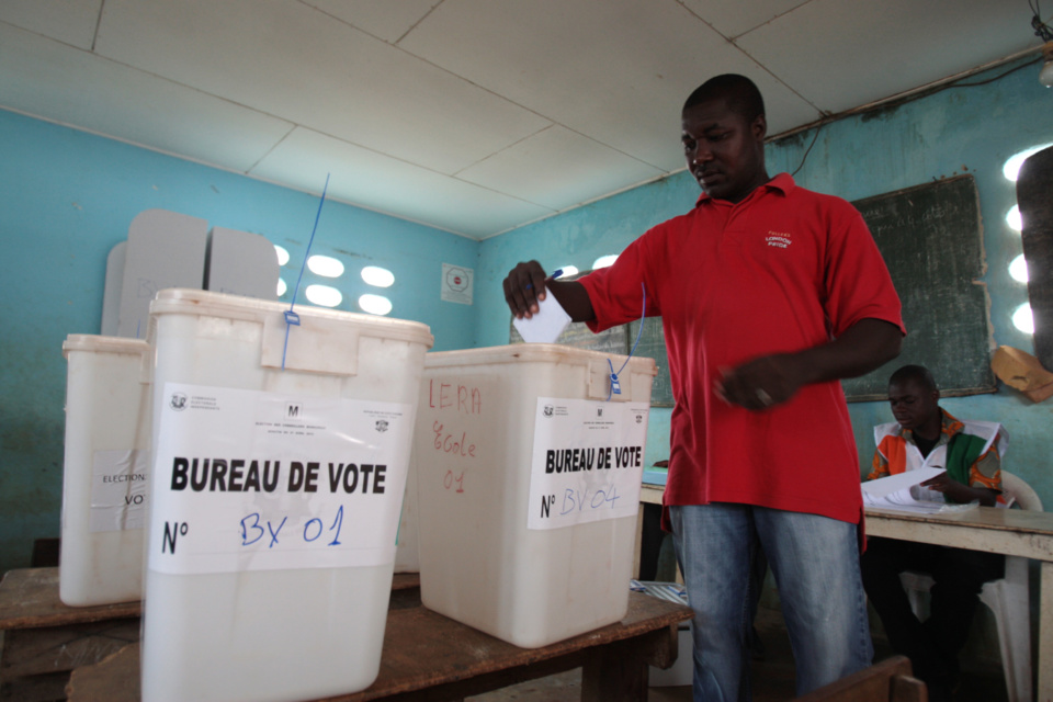 Côte d'Ivoire : la campagne pour le référendum constitutionnel est lancée