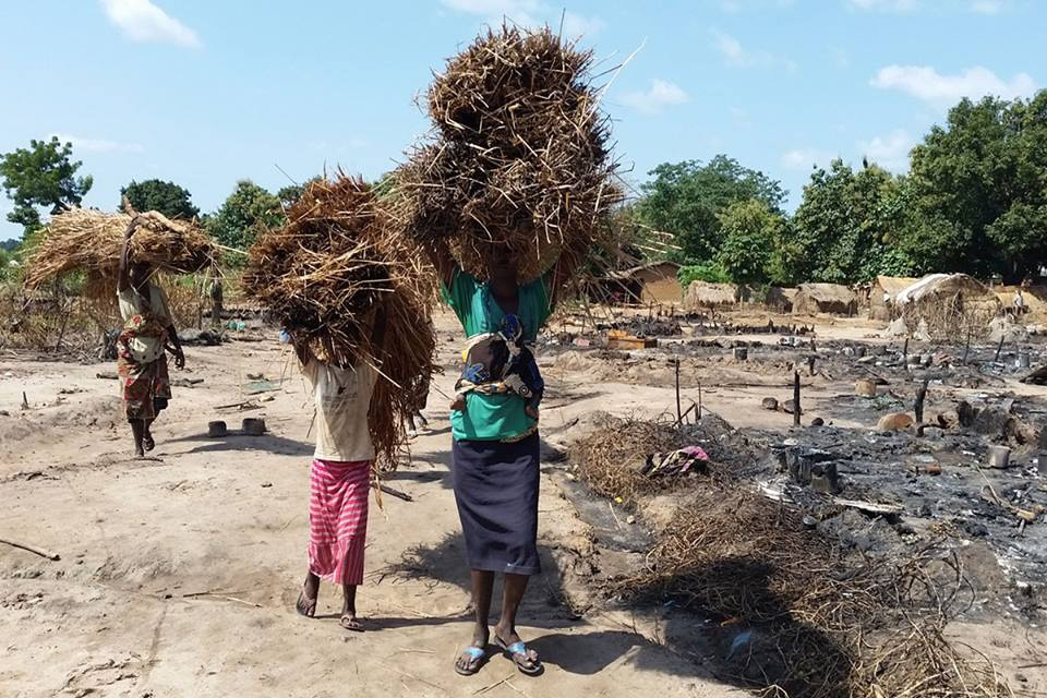 Centrafrique: un laboratoire