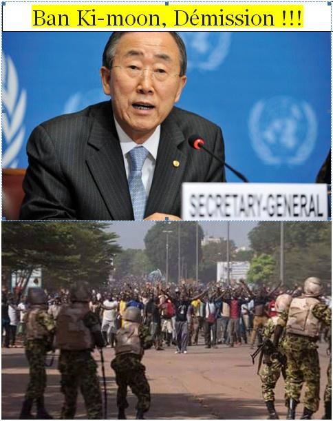 """""""Quand les Nations unies tuent en Centrafrique massivement pour protéger les intérêts néocoloniaux"""""""