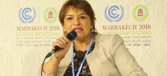 Hakima El Haité se dit fière de la COP22 et veut oublier la polémique sur les déchets italiens [Interview]