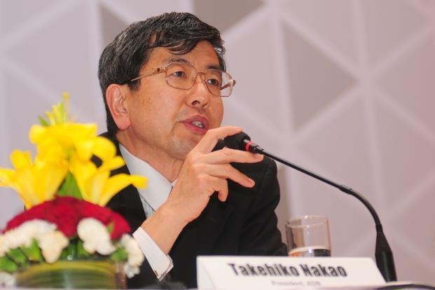 Takehiko Nakao, President, Asian Development Bank