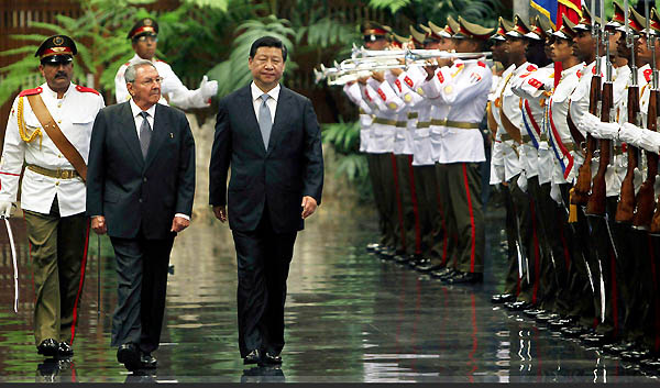 China deepens ties with Latin America out of strategic consideration: expert