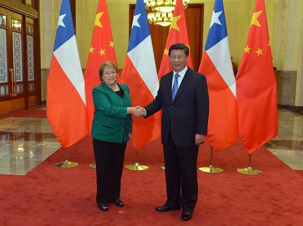 President Xi's visit new milestone for Sino-Chilean ties: Chinese Ambassador
