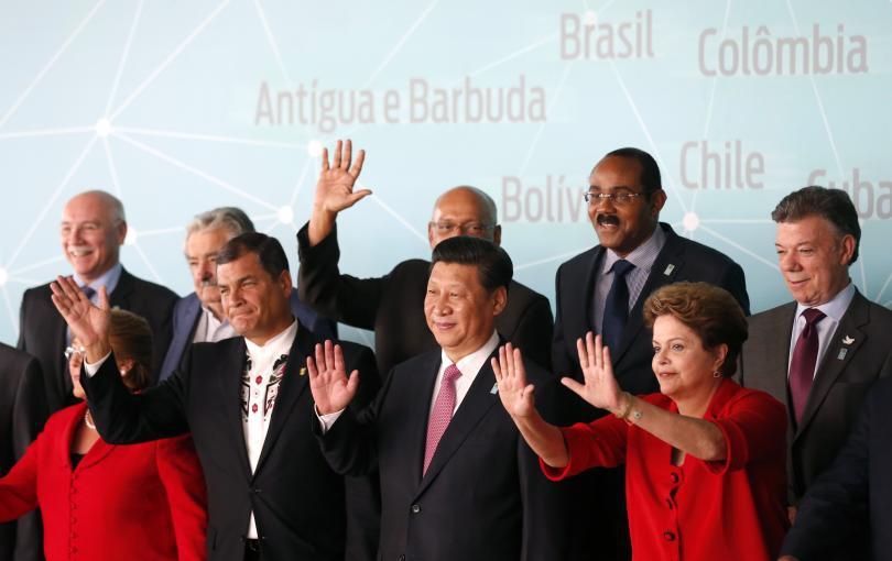 China, Latin America to embrace new era of shared destiny: People's Daily