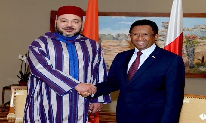 Le Roi Mohammed VI à Madagascar : nouvelle étape de la 2ème partie de sa tournée africaine