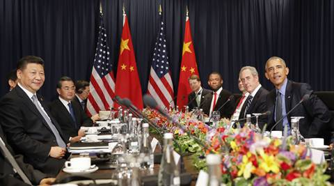 China, US should maintain bilateral ties on right track