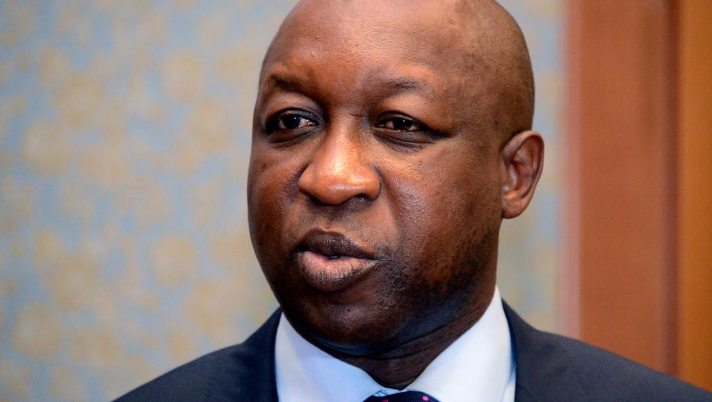 Paul Kaba Thieba, premier ministre du Burkina Faso