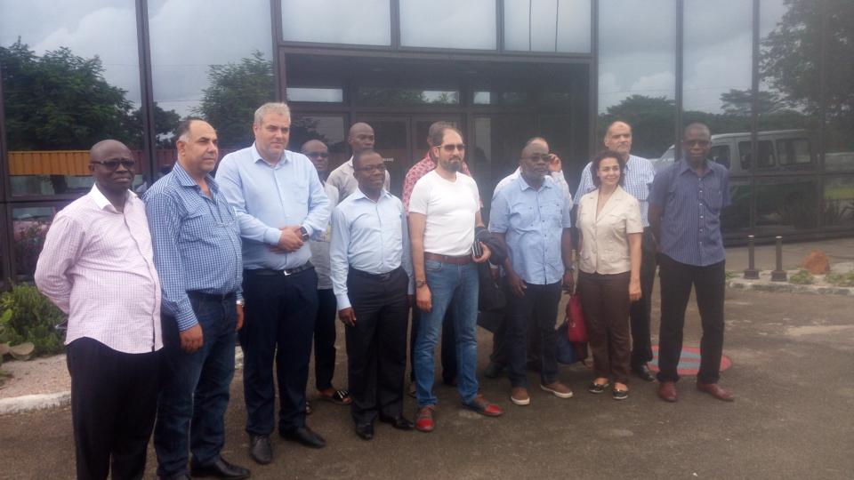 Côte d'Ivoire / Visite de prospection et de partenariat : Des hommes d'affaires Tunisiens à la Sotra et la Sicta