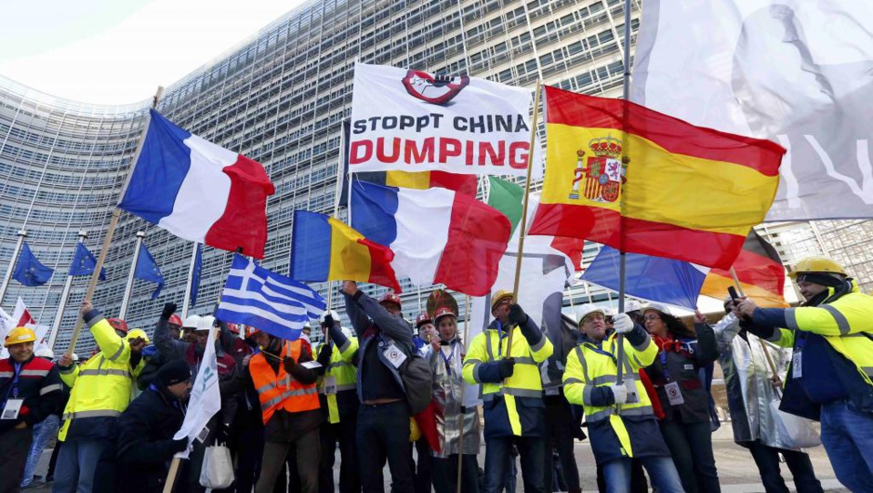 EU should observe WTO rules without reservations: People's Daily