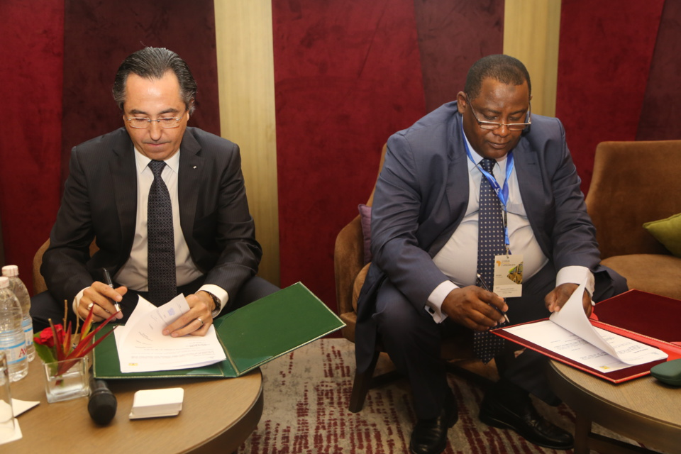 Signature de convention : Gemadec modernise la poste tchadienne