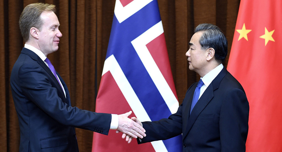 China and Norway reached a consensus on the normalization of ties