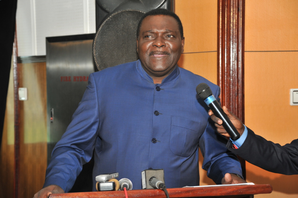Professeur Bidounga, président fondateur de la société congolaise de la statistique (SCS)